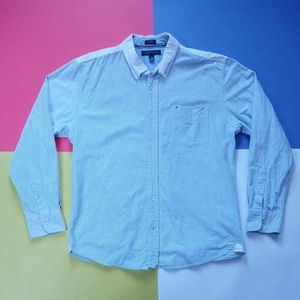2011 Tommy Hilfiger Custom Fit Striped Shirt